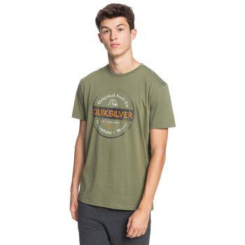 Quiksilver FROM DAYS GONE SS, moška majica, zelena