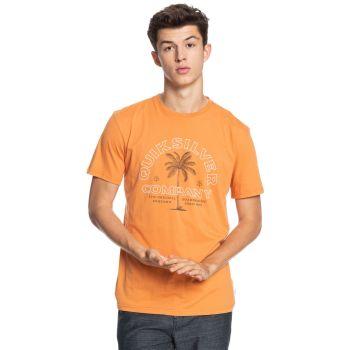 Quiksilver SHINING HOUR SS, moška majica, oranžna