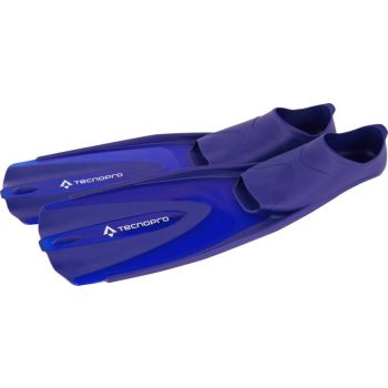 Tecnopro F5 JR I, otroške plavuti, modra