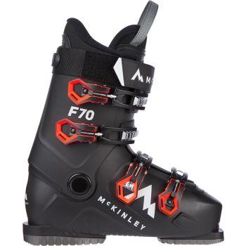 McKinley F70, moški smučarski čevlji, črna