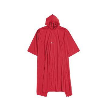 Ferrino PONCHO, jakna o.poh, rdeča