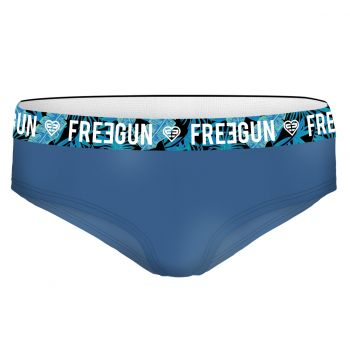 Freegun FGM16/2/BCB/ASS4, perilo ž.hlače sp, modra