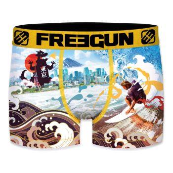 Freegun FGP78/3/BM/SUR, perilo o.hlače sp, večbarvno
