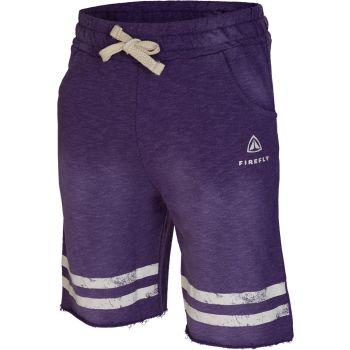 Firefly VINT 03 BERMUDA SABBIATO, moške hlače, vijolična