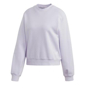 adidas W ST CREW, pulover ž., bela