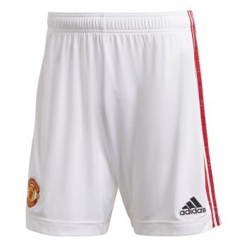 adidas MUFC H SHO, moški nogometni dres, bela