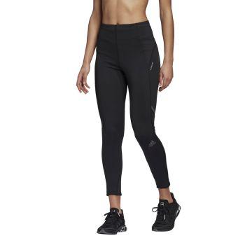 adidas HOW WE DO TIGHT, ženske tekaške pajke, črna