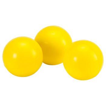 Tecnopro FOAM BALLS 3/1 70 MM, žoga za tenis, rumena