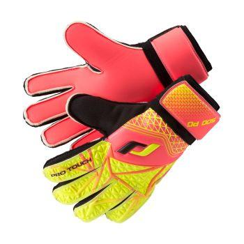 Pro Touch FORCE 500 PG JR., otroške nogometne rokavice, oranžna