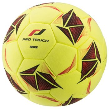 Pro Touch FORCE INDOOR, žoga nogometna indoor, črna