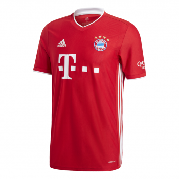 adidas FCB H JSY, moški nogometni dres, rdeča