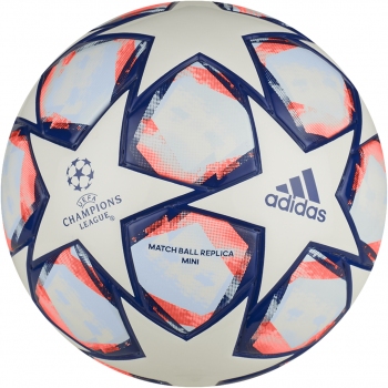 adidas FIN 20 MINI, žoga nogometna indoor, bela