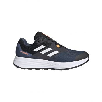 adidas TERREX TWO FLOW, moški trail tekaški copati, modra