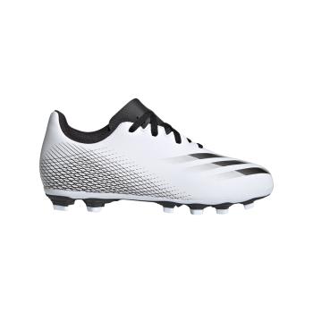 adidas X GHOSTED.4 FXG J, otroški nogometni čevlji, bela