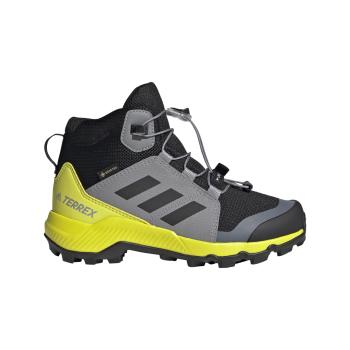 adidas TERREX MID GTX K, otroški pohodni čevlji, črna