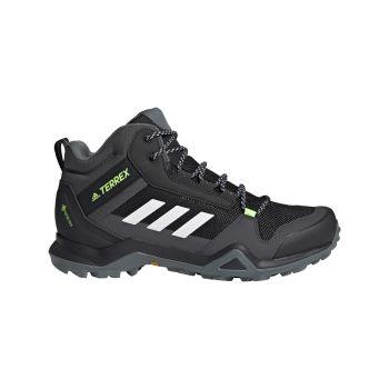 adidas TERREX AX3 MID GTX, moški pohodni čevlji, črna