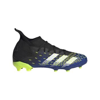 adidas PREDATOR FREAK .3 FG J, otroški nogometni čevlji, modra