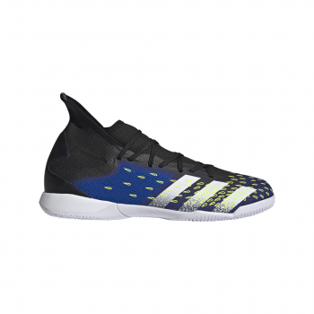 adidas PREDATOR FREAK .3 IN, moški dvoranski nogometni copati, modra