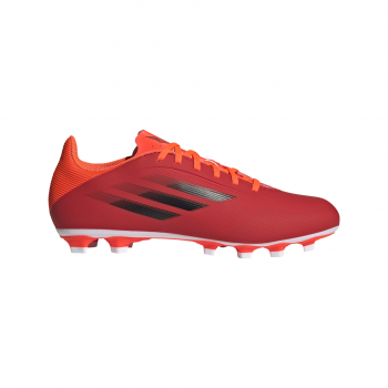 adidas X SPEEDFLOW.4 FXG, moški nogometni čevlji, rdeča
