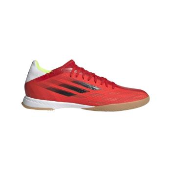 adidas X SPEEDFLOW.3 IN, moški dvoranski nogometni copati, rdeča