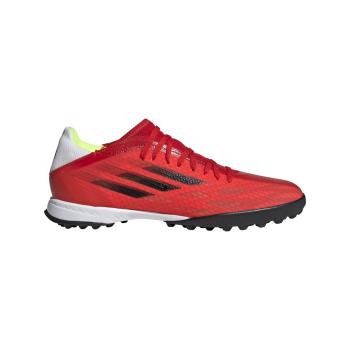 adidas X SPEEDFLOW.3 TF, nogometni copati, rdeča