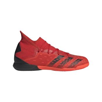 adidas PREDATOR FREAK .3 IN, moški dvoranski nogometni copati, rdeča