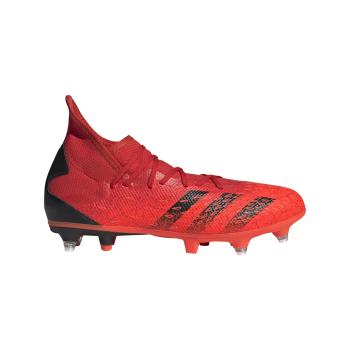 adidas PREDATOR FREAK .3 SG, moški nogometni čevlji, rdeča