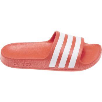 adidas ADILETTE AQUA K, natikači, rdeča