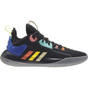 adidas HARDEN STEPBACK 2 J, otroški košarkarski copati, črna