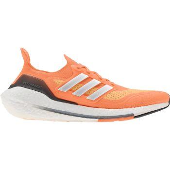 adidas ULTRABOOST 21, moški tekaški copati, oranžna