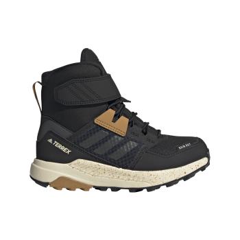 adidas TERREX TRAILMAKER HIGH C.RDY K, otroški pohodni čevlji, črna
