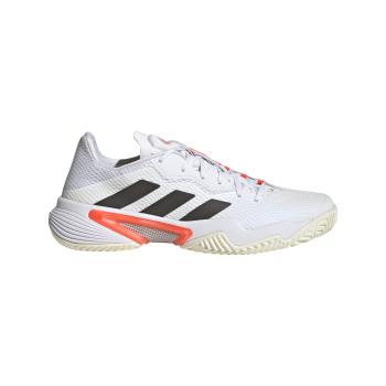 adidas BARRICADE M, moški teniški copati, bela