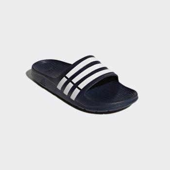 adidas DURAMO SLIDE, natikači m.poletje, modra