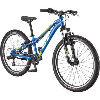 GT STOMPER PRIME 24, otroško kolo, modra