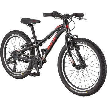 GT STOMPER PRIME 20, otroško kolo, črna