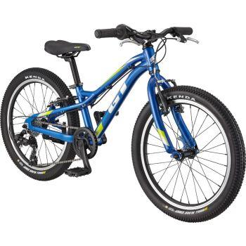 GT STOMPER PRIME 20, otroško kolo, modra
