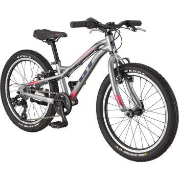 GT STOMPER PRIME 20, otroško kolo, srebrna