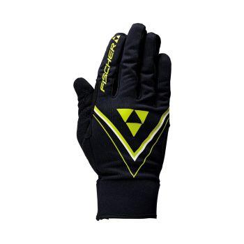 Fischer XC RACE, rokavice m.smu tek, črna