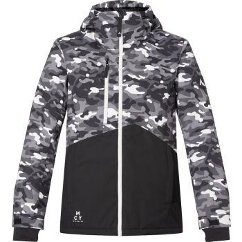 McKinley GABRIEL UX, moška jakna, črna
