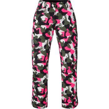 McKinley GANINA WMS, ženske smučarske hlače, roza