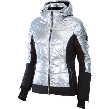 McKinley GARYL WMS, ženska smučarska jakna, srebrna