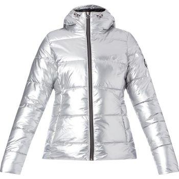McKinley GISELLE WMS, ženska smučarska jakna, srebrna
