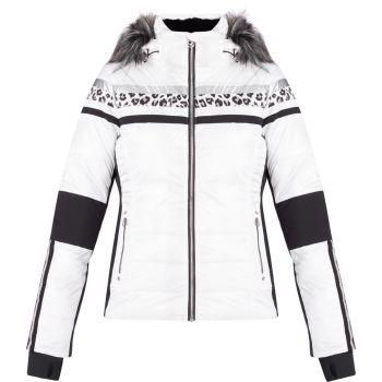 McKinley GIULIANA WMS, ženska smučarska jakna, bela