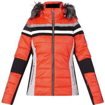 McKinley GIULIANA WMS, ženska smučarska jakna, rdeča