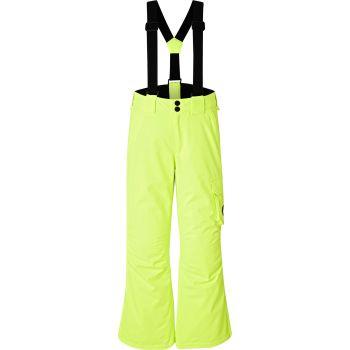 McKinley GIVO JRS, otroške smučarske hlače, rumena