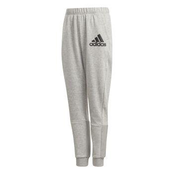 adidas B BOS PANT, hlače trenirka o.fit, siva