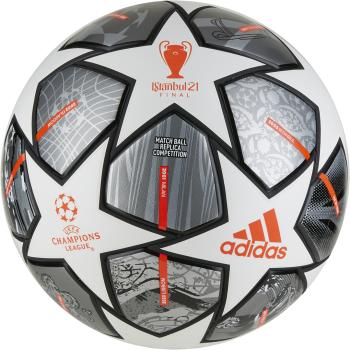 adidas FINALE COM, nogometna žoga, siva