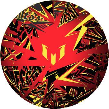 adidas MESSI CLB, nogometna žoga, rdeča