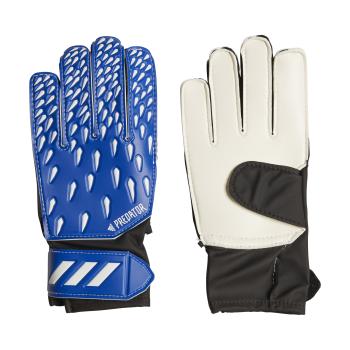 adidas PRED GL TRN J, otroške nogometne rokavice, modra