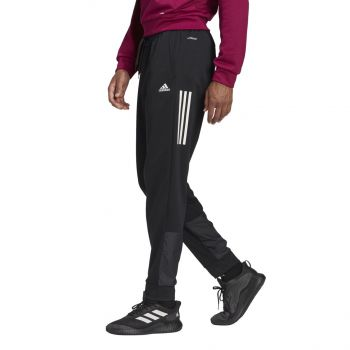 adidas M MH AERO PANT, moške hlače, črna